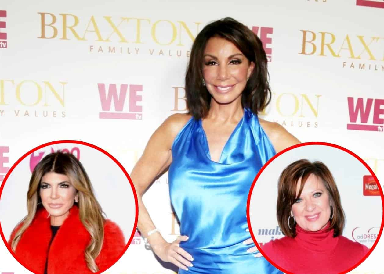 "Danielle Staub Accuses Teresa Giudice of Being ""Fake"" on RHONJ, Feels She Was ""Used"" for a Storyline, Plus She Alleges Caroline Manzo's Family Has Mob Ties, and Reveals What It Would Take for Her to Return"