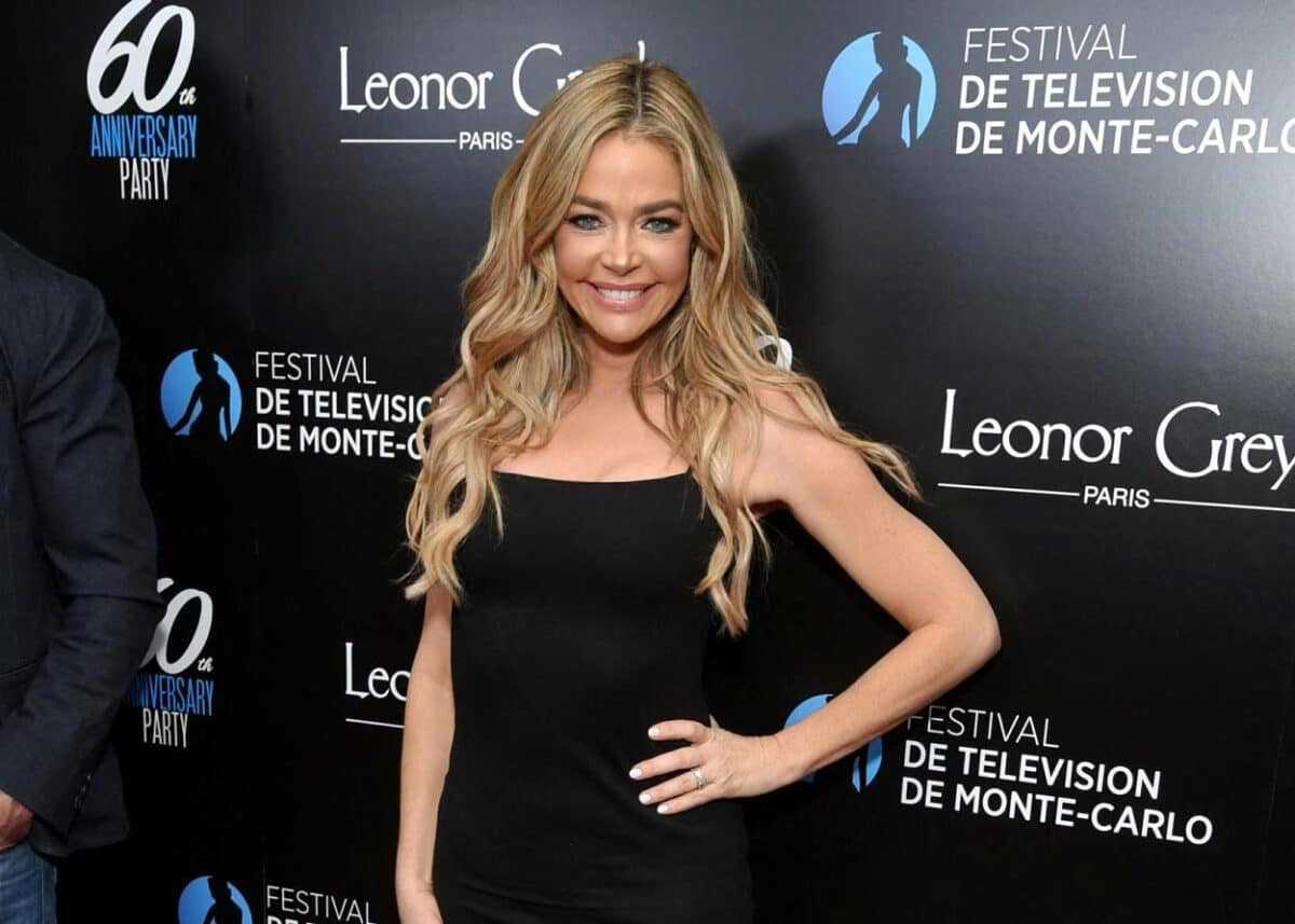 """Is Denise Richards in Jeopardy of Being Fired From RHOBH Because She's """"Far Too Controlling"""" for Reality TV?"""