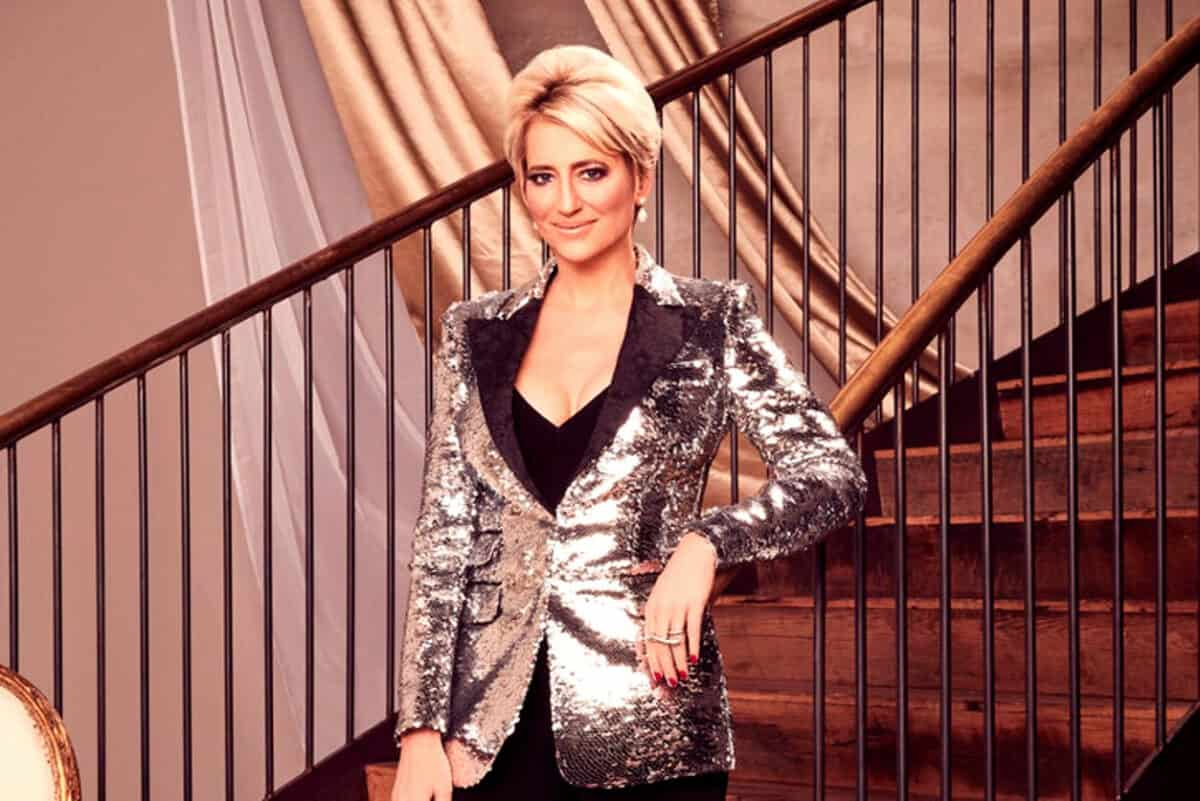 """Dorinda Medley Teases Possible Return to RHONY and Seemingly Confirms She Was Fired by Reacting to a Meme Suggesting Other Real Housewives Are """"More Deserving"""" of Getting the Axe"""