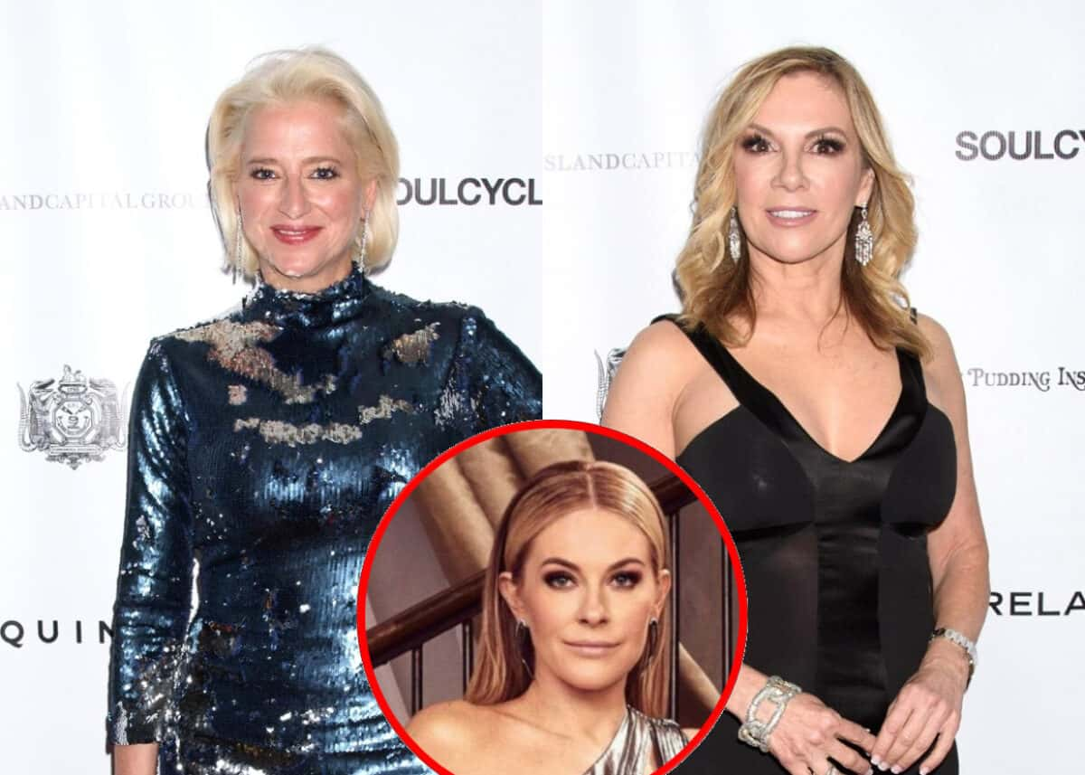 """Dorinda Medley Slams Ramona Singer as a """"Dummy,"""" Corrects Her For Saying She's Only Been on RHONY For 4 Years as Leah McSweeney Says She's """"Embarrassed"""" For Ramona's Behavior"""
