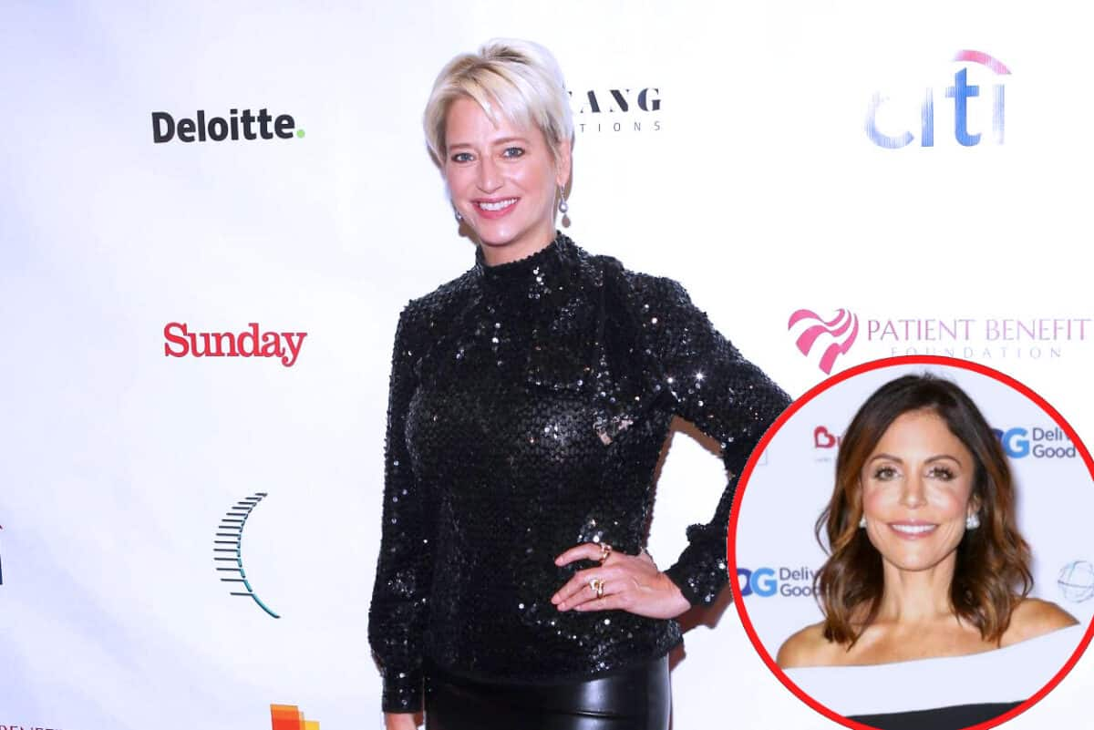 """REPORT: Dorinda Medley Was """"Fired"""" From RHONY in What a Production Insider Claims is a """"Big Mistake"""" for Bravo, Plus Bethenny Frankel Reacts to Her Departure"""