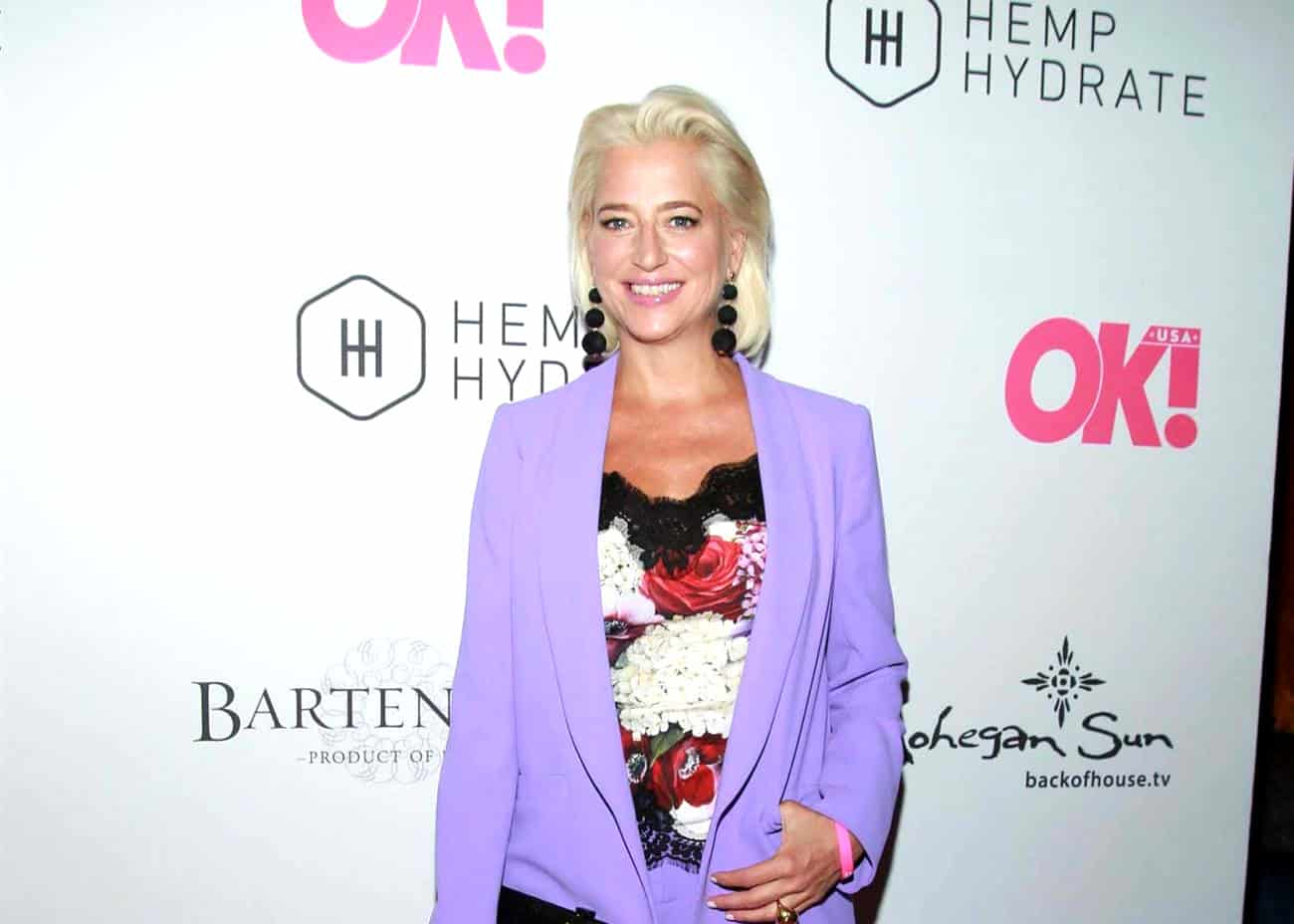 Dorinda Medley Reveals She Struggled With Anorexia and Dishes on New Memoir, Plus Will She Return to RHONY?