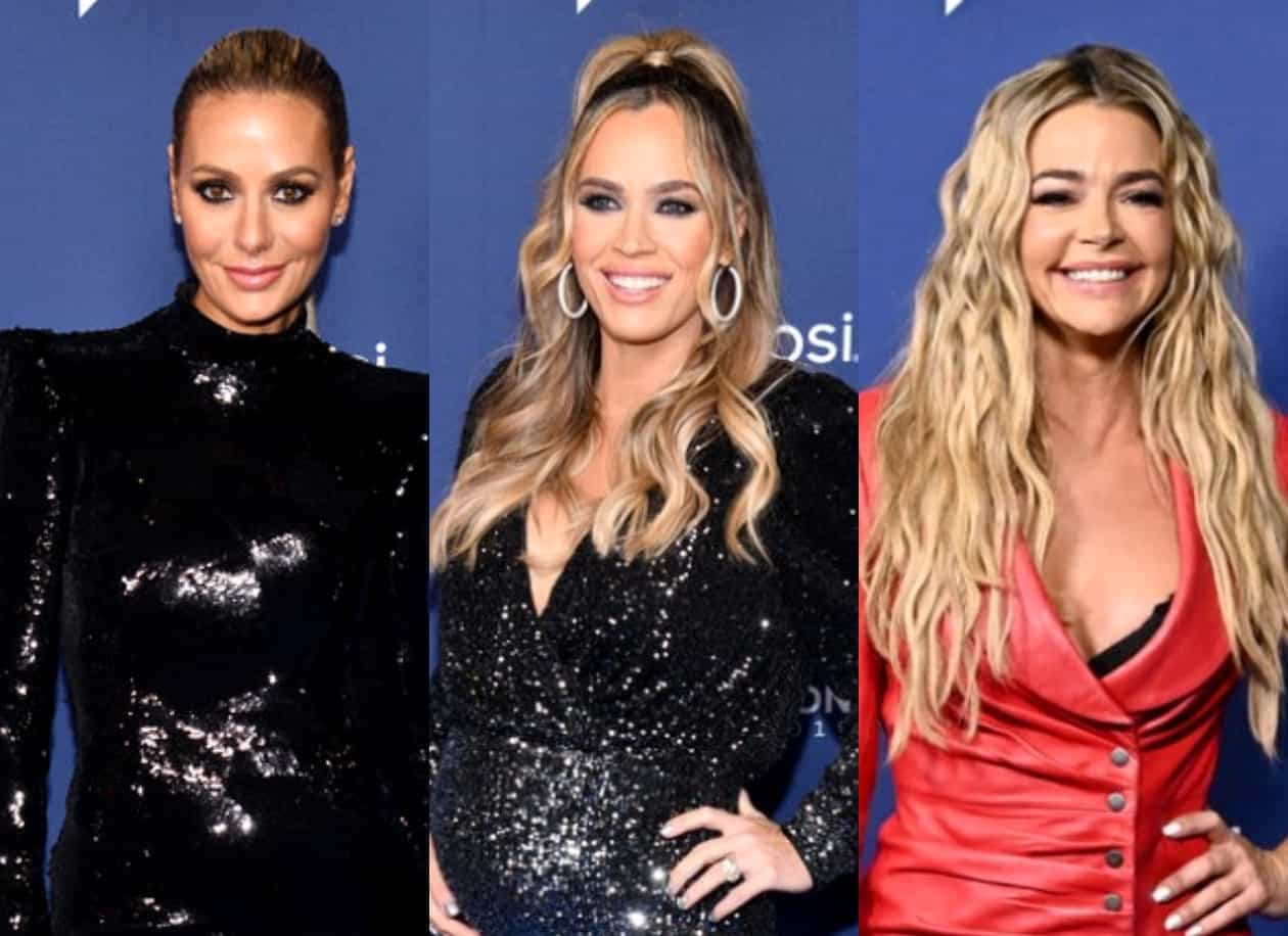 "RHOBH's Dorit Kemsley Reveals Where She Stands With Denise Richards and Shades Teddi Mellencamp for Confronting Her About Alleged Affair, Plus Suggests Lisa Vanderpump's Exit Was the ""Best Decision"" for Everyone"
