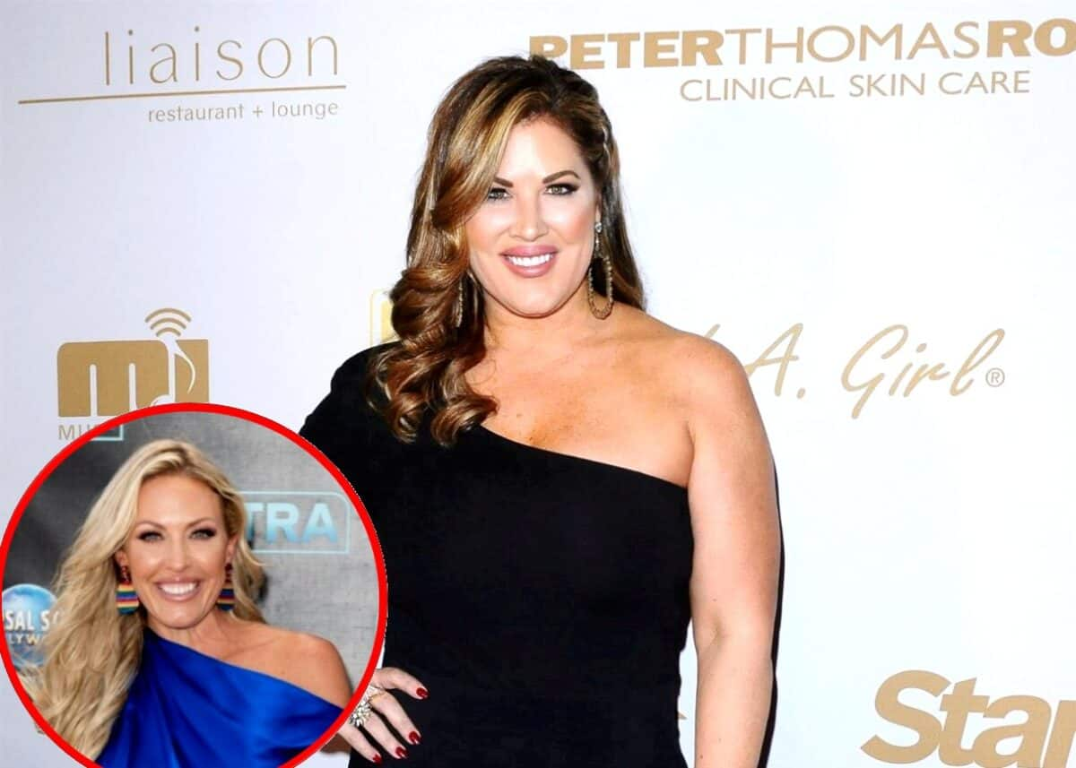 """Emily Simpson Unfollows Braunwyn Windham-Burke as Season 15 Wraps, Plus She Reveals Weight Loss and Plans to Remove Implants: """"It's Been a Journey"""""""