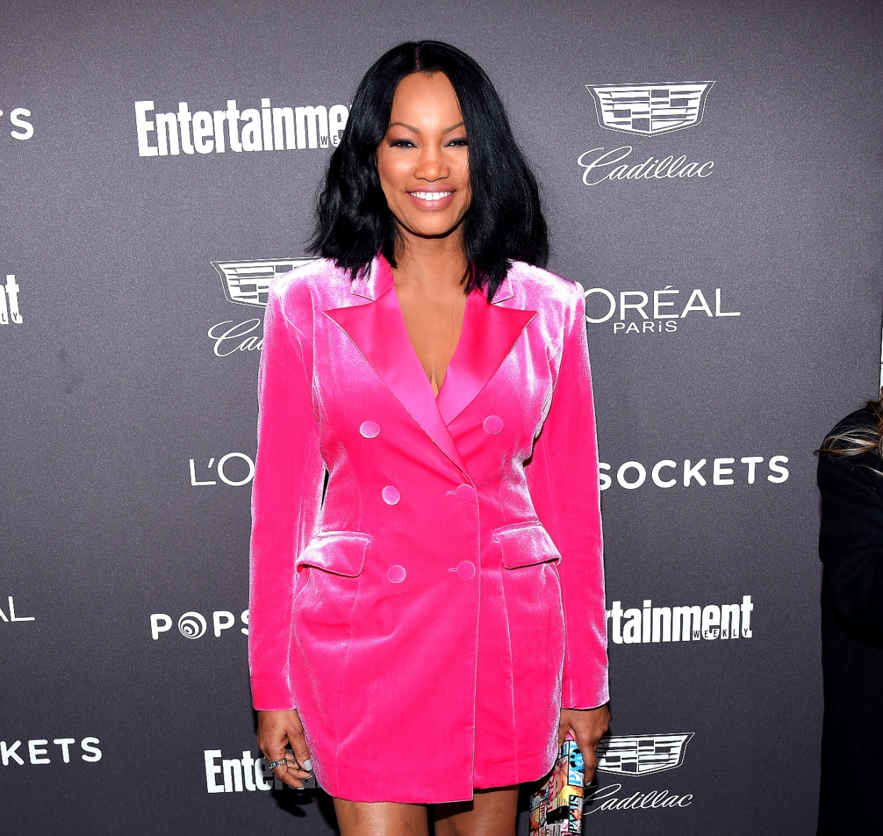 Garcelle Beauvais is Named as a New Co-Host on 'The Real' Talk Show, See the RHOBH Star's Reaction to the News