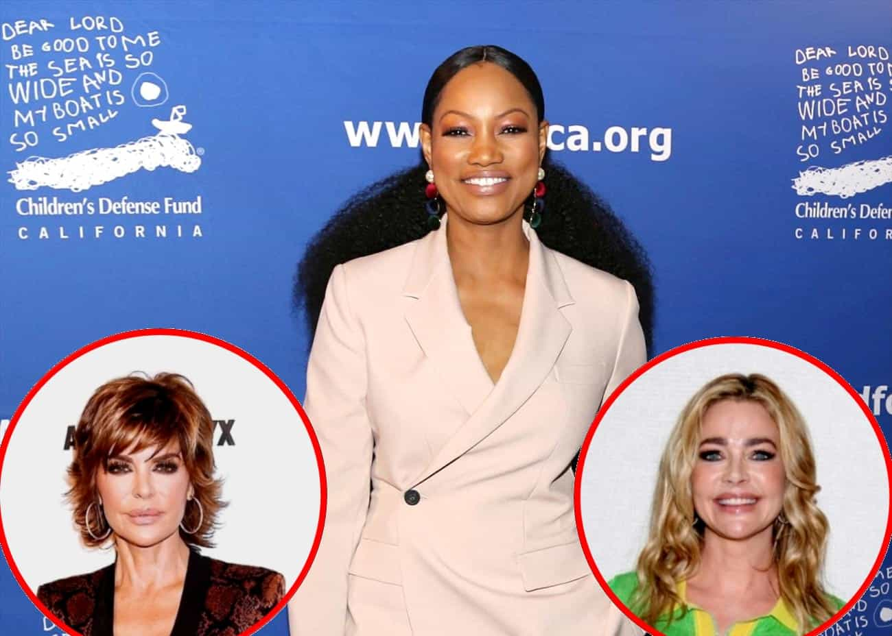 "Garcelle Beauvais Talks 'Concern' About Returning to RHOBH After Denise's Exit and Lisa Rinna's ""Threat,"" Responds to Kyle Richards' Claim That She Used Her for a Storyline"