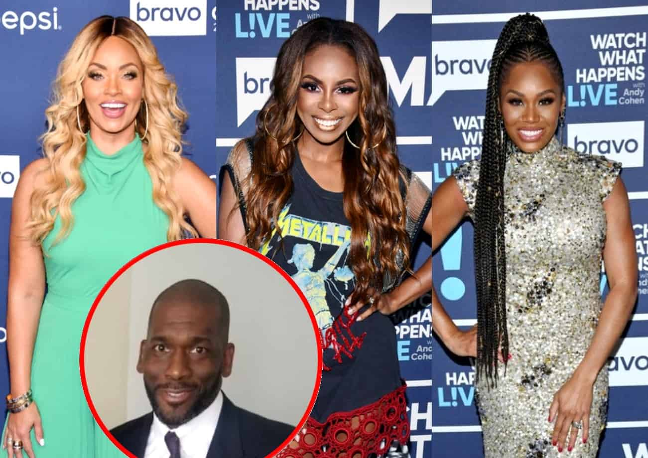 Gizelle Bryant Talks Candiace Dillard-Bassett and Monique Samuels Confrontation, Relationship With Ex Jamal Bryant, and What to Expect From Season 5 of RHOP