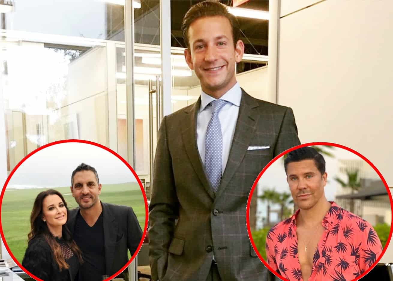 EXCLUSIVE: Million Dollar Listing: Los Angeles' James Harris Reveals How He Really Feels About Fredrik, Discusses Working and Playing With Kyle Richards and Mauricio Umansky, and Weighs in on Tracy Tutor and Chrissy Teigen's Selling Sunset Shade, Plus Talks Podcast