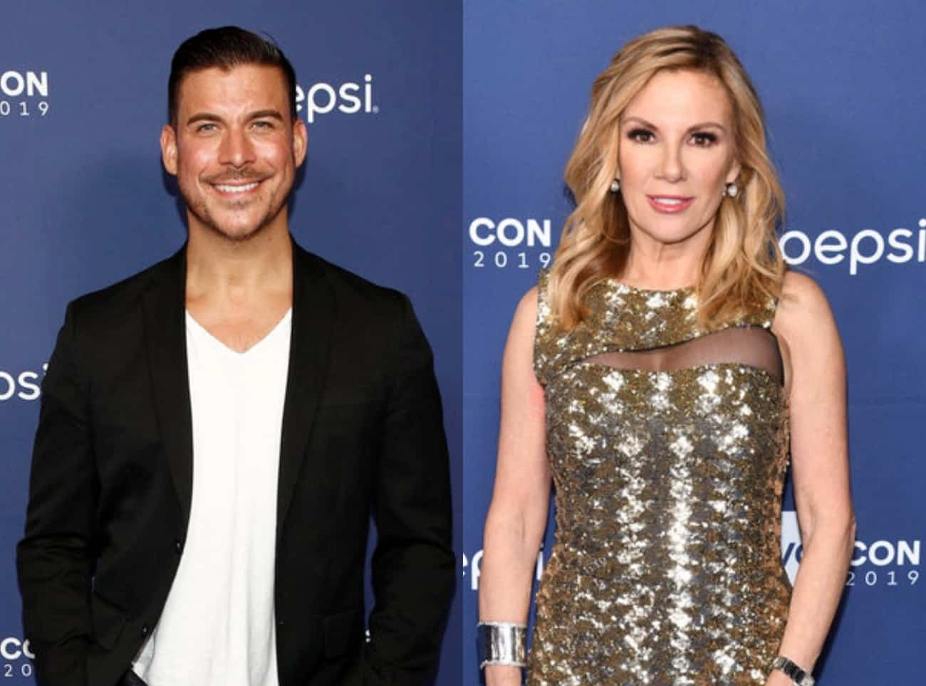 "Vanderpump Rules' Jax Taylor Says He and Ramona Singer Are ""A Lot Alike"" After the RHONY Star Says She ""Loves Jax"""