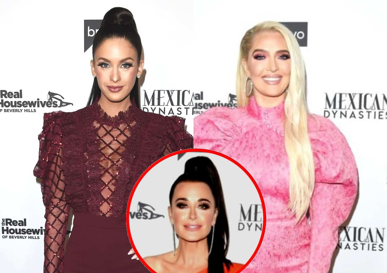 "Mexican Dynasties' Jenny Allende Speaks About a Cold Encounter With Erika Jayne Citing the RHOBH Star's 'B---chy' Behavior, Plus How Kyle Richards Was ""Crying Her Eyes Out"" About Lisa Vanderpump Drama"