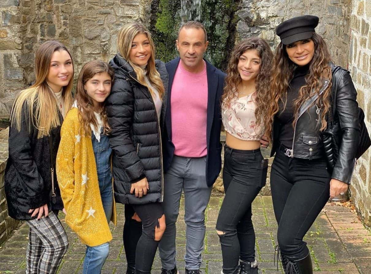 "RHONJ's Joe Giudice Discusses Cancelling Family Trip in Italy, Reveals He and Ex Teresa Giudice Will Speak Only on ""Girls' Behalf"" and Says She's ""Wrapped Up In the Way They Look"""
