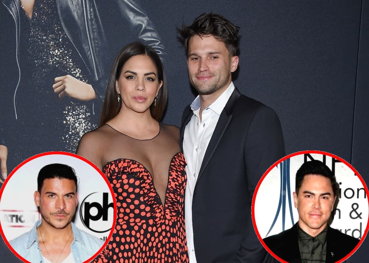 Vanderpump Rules' Katie Maloney and Tom Schwartz Talk Baby Plans, Give Update on Jax and Sandoval's Feud, Plus They Discuss Stassi and Kristen's Firings and TomTom