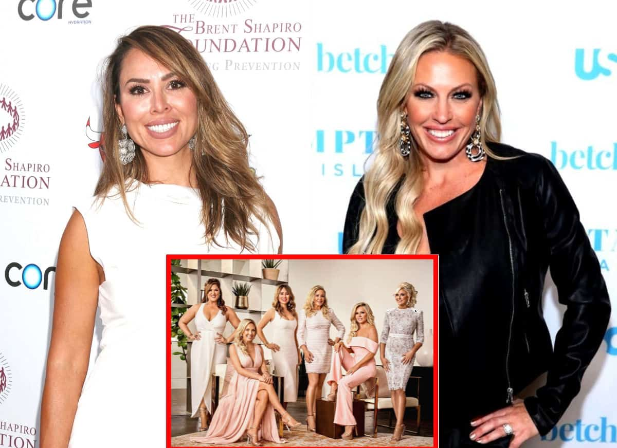 "Kelly Dodd Slams Braunwyn for ""Manufactured Story Lines"" and Hypocrisy, Shades Vicki and Tamra After RHOC's ""Amazing Ratings"" and Says Tamra is Plotting a Return"