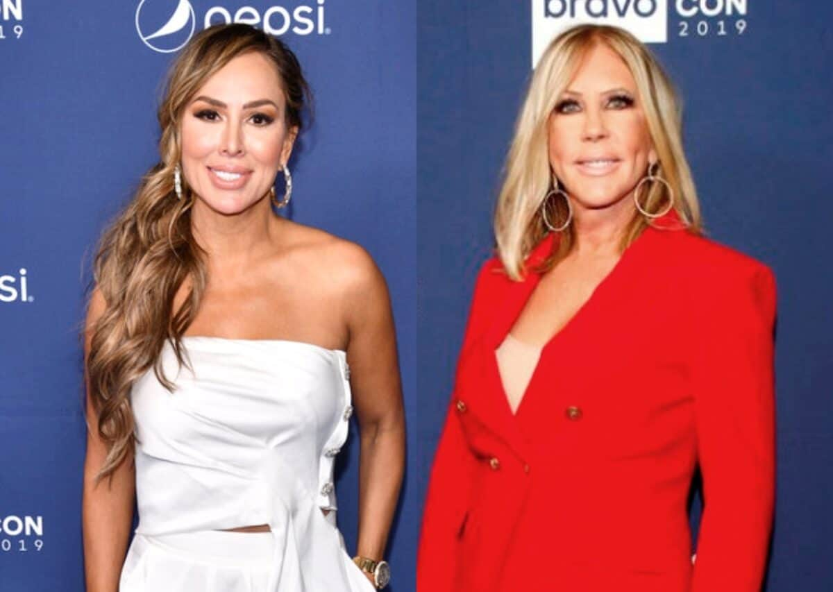 """RHOC's Kelly Dodd Denies Vicki Gunvalson's Claims of a Shortened 15th Season and Accuses Her of Jealousy, Plus Claims Producer Told Her Ratings on Season 14 Were """"On Par"""" and """"Really Solid"""" After Vicki's Demotion"""