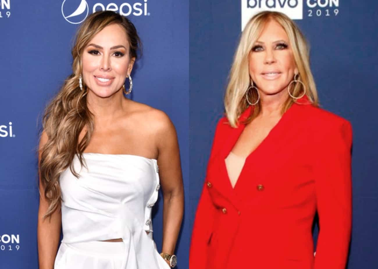 "RHOC's Kelly Dodd Denies Vicki Gunvalson's Claims of a Shortened 15th Season and Accuses Her of Jealousy, Plus Claims Producer Told Her Ratings on Season 14 Were ""On Par"" and ""Really Solid"" After Vicki's Demotion"