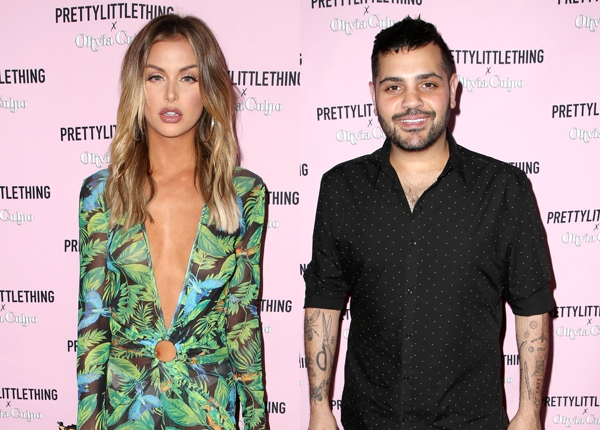 "Lala Kent Accuses Designer Michael Costello of Refusing to Design Wedding Dress Because She Wasn't a ""Big Enough"" Celebrity as He Fires Back by Claiming Vanderpump Rules Star Wouldn't Buy Anything and Was a ""No Show"""