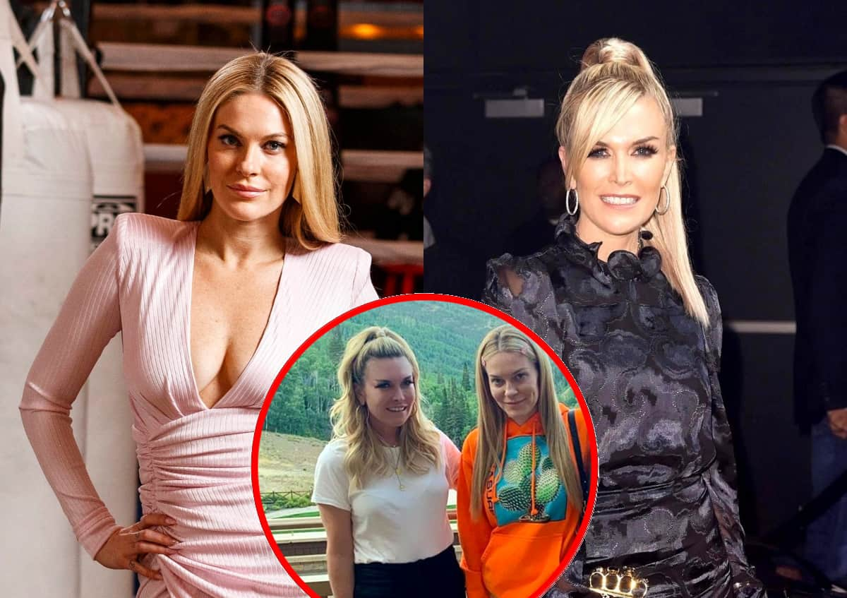 RHONY Star Leah McSweeney Shuts Down Rumors Tinsley Mortimer is Pregnant, Defends Her Against Trolls