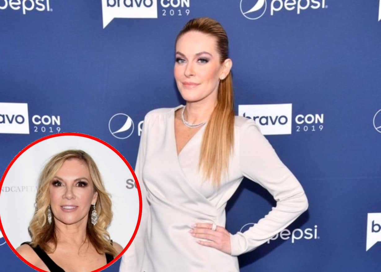 """Leah McSweeney Dishes on """"Fighting"""" at """"Crazy"""" RHONY Reunion and Says Everyone Cried, Shares What She Regrets Not Telling Ramona Singer as She Discusses Their Rocky Relationship, Plus Live Viewing Thread!"""