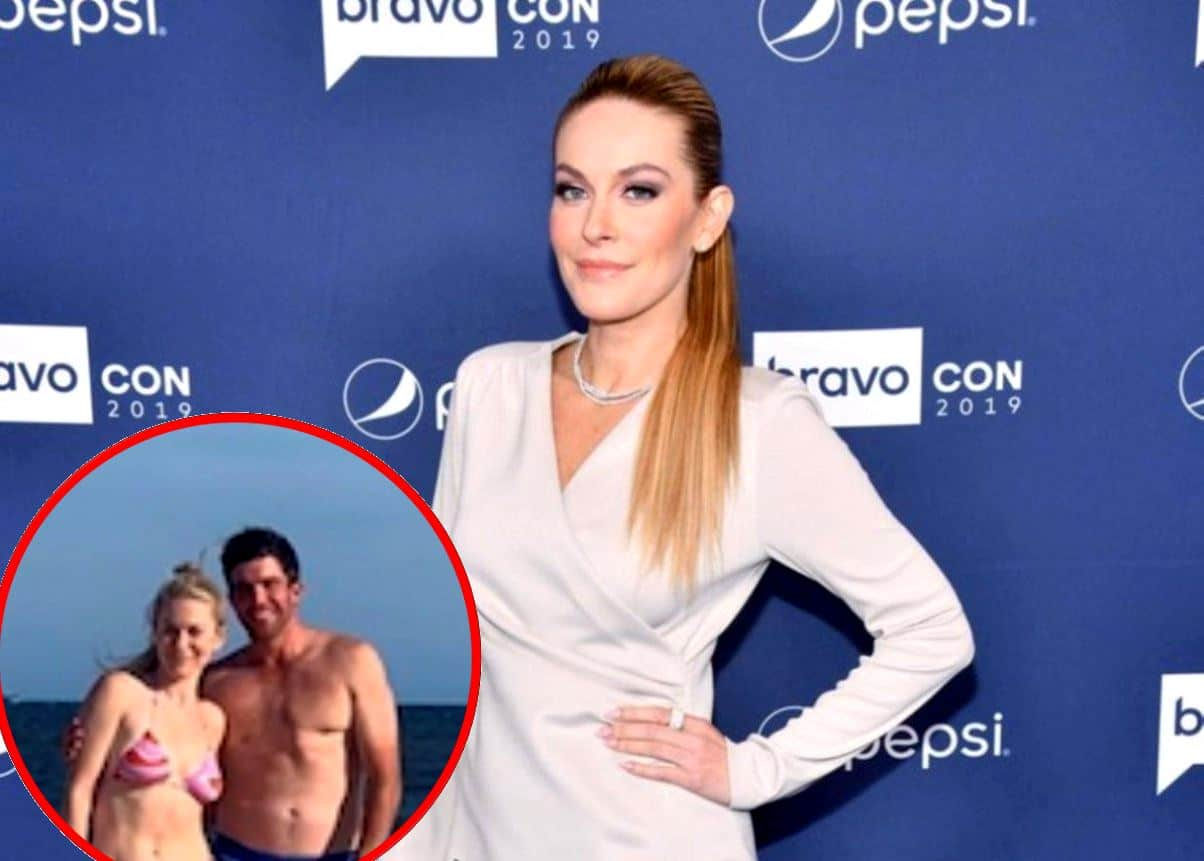 PHOTO: Leah McSweeney's Rumored New Boyfriend Clarifies Their Relationship Status, See the Photo the RHONY Star Posted and Deleted of Herself With Financial Advisor William Hartigan