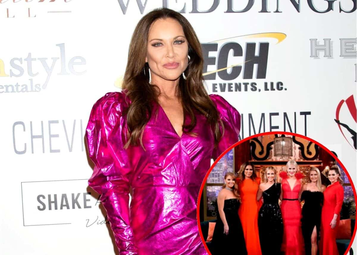 "Ex-RHOD Star LeeAnne Locken Claims Season Five Will Be ""Half"" as Long as Last Season and Says Former Co-Stars Have ""No Content"" Without Her, Plus Reveals Producers Have Banned Cast From Talking About Her on New Episodes"