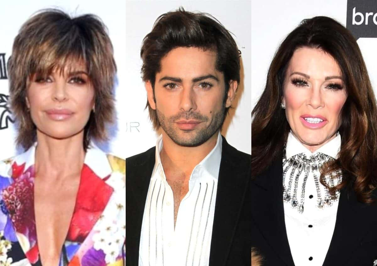 "RHOBH's Lisa Rinna Says She Wants to ""Have Drinks"" With Cedric Martinez After He Accuses Lisa Vanderpump and Husband Ken Todd of Cheating in Bombshell Interview, Plus Reveals What Was ""Great"" About the Reunion"