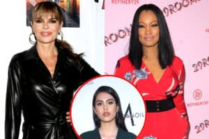"RHOBH's Lisa Rinna Accuses Garcelle of ""Nasty"" Comments About Daughter Amelia's Eating Disorder, Accuses Her of ""Mom-Shaming"" and Addresses 20-Year Friendship With Denise Richards"