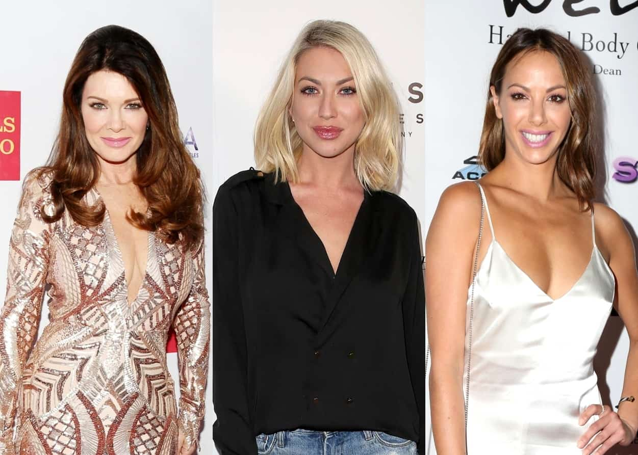 Lisa Vanderpump Shares New Details on Firing of Stassi Schroeder From Vanderpump Rules, Doesn't Believe Stassi and Kristen Are Racists, Plus She Slams Cancel Culture and Talks Restaurant Closures