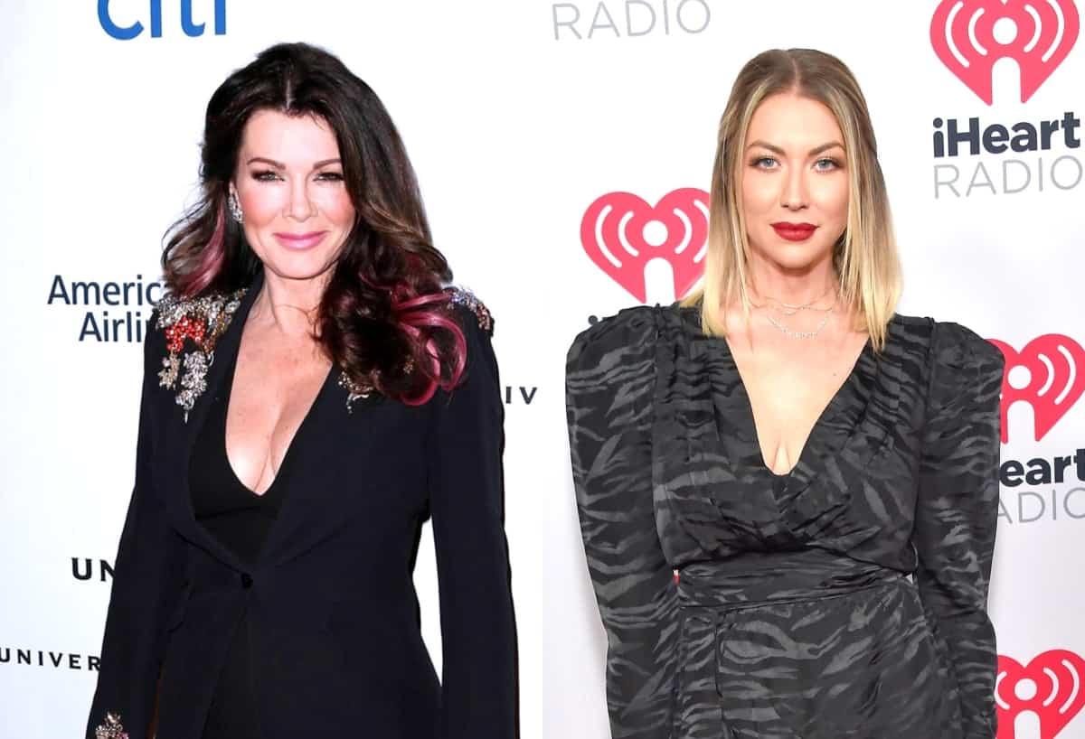 Lisa Vanderpump Sets the Record Straight on Stassi Schroeder Spinoff Rumors Months After Her Firing From Vanderpump Rules