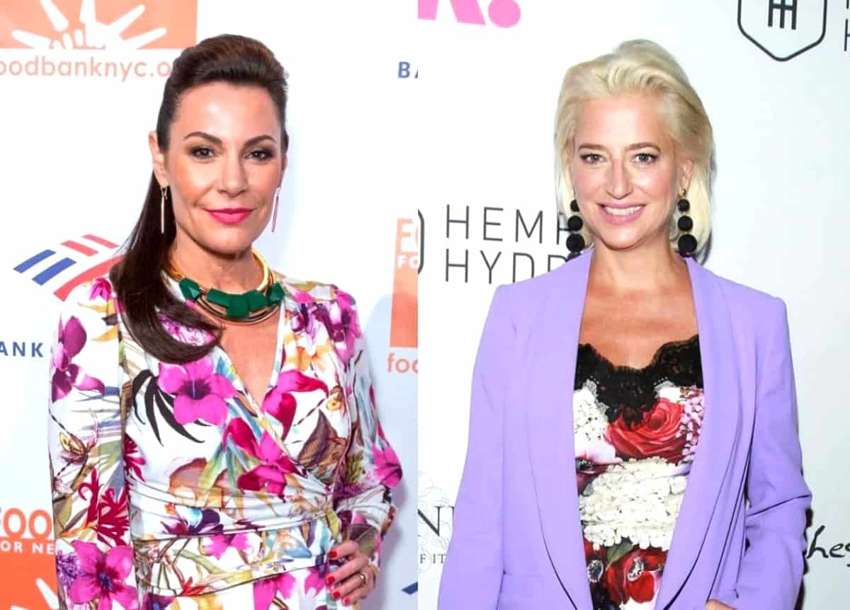 RHONY's Luann de Lesseps Addresses Dorinda's Anger and Drinking, Accuses Her of Shaming Others to Feel Better About Herself, Implies Ramona Feels Leah is 'Beneath Her'