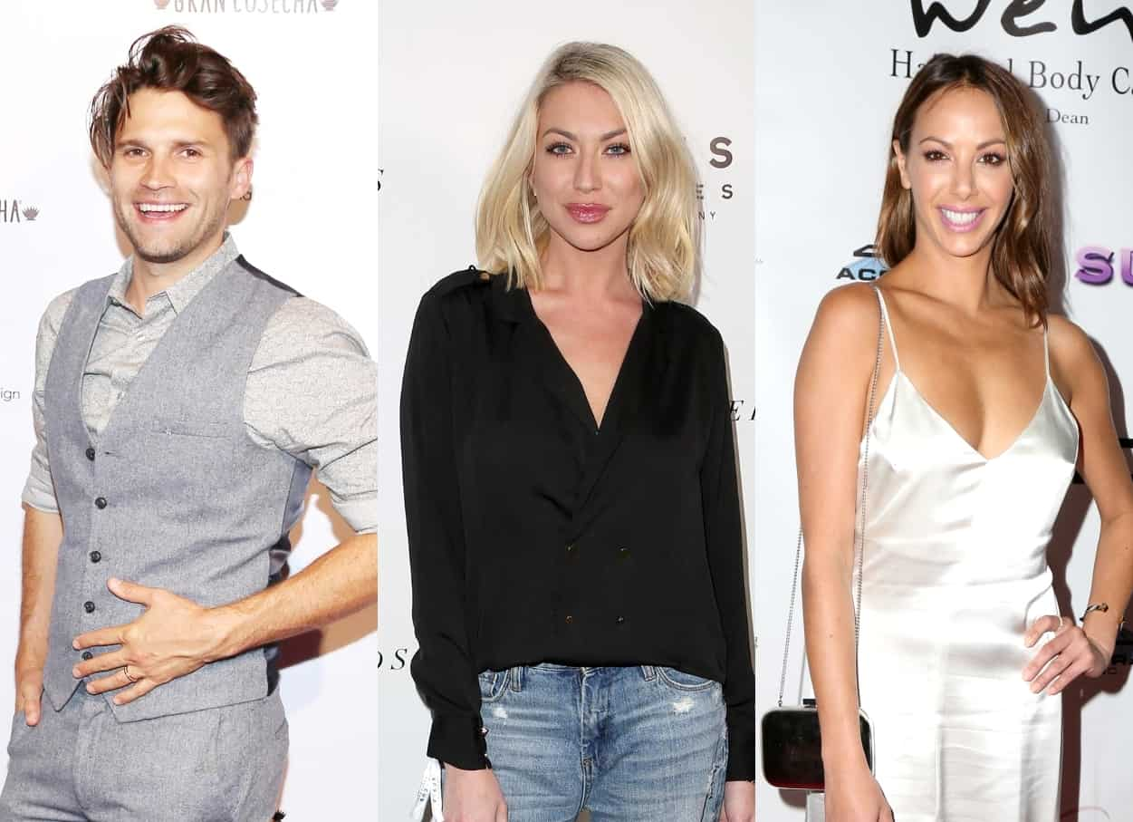 "Tom Schwartz Opens Up About Firing of Stassi and Kristen From Vanderpump Rules, Admits He May Be in ""Denial,"" Addresses Show's Future and Shares How He's Helping TomTom Employees Amid Shutdown"