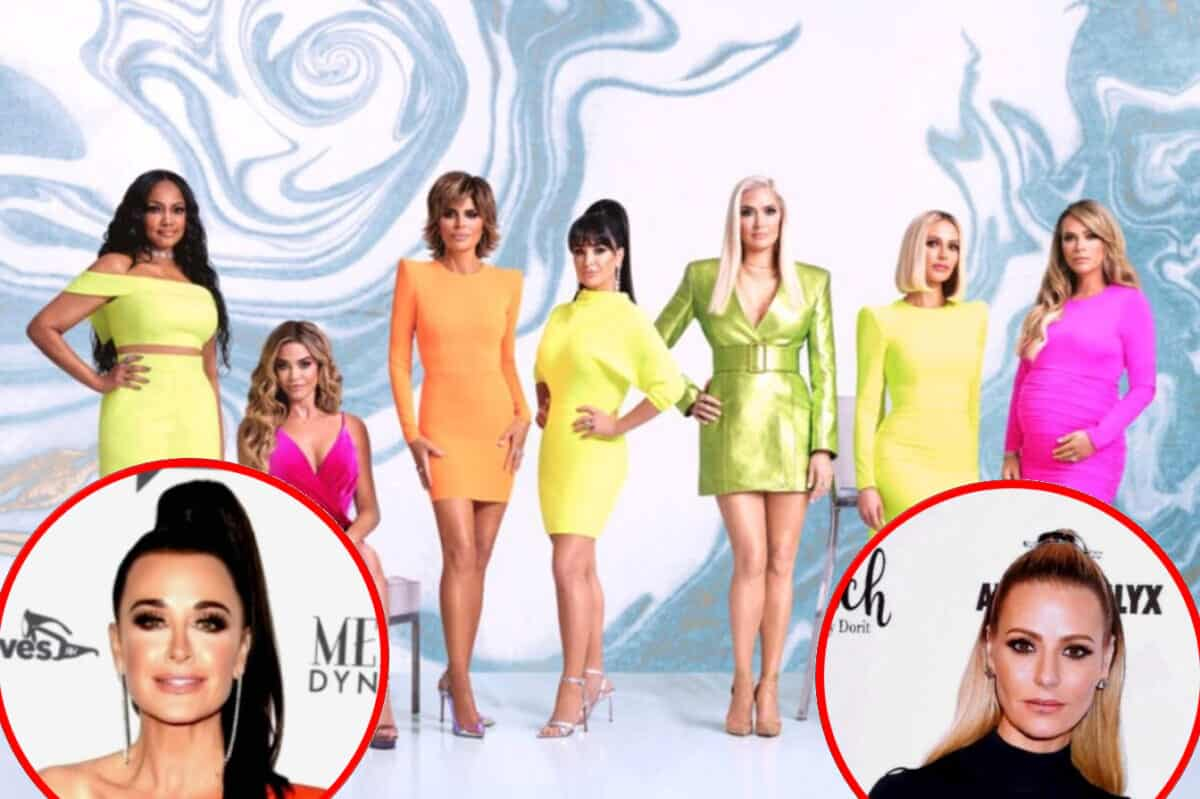 Bravo Announces the RHOBH Season 10 Finale Date as Kyle Richards Claps Back at Fan Who Accuses Her of Mocking Dorit's Accent and New Business Venture With Buca di Beppo