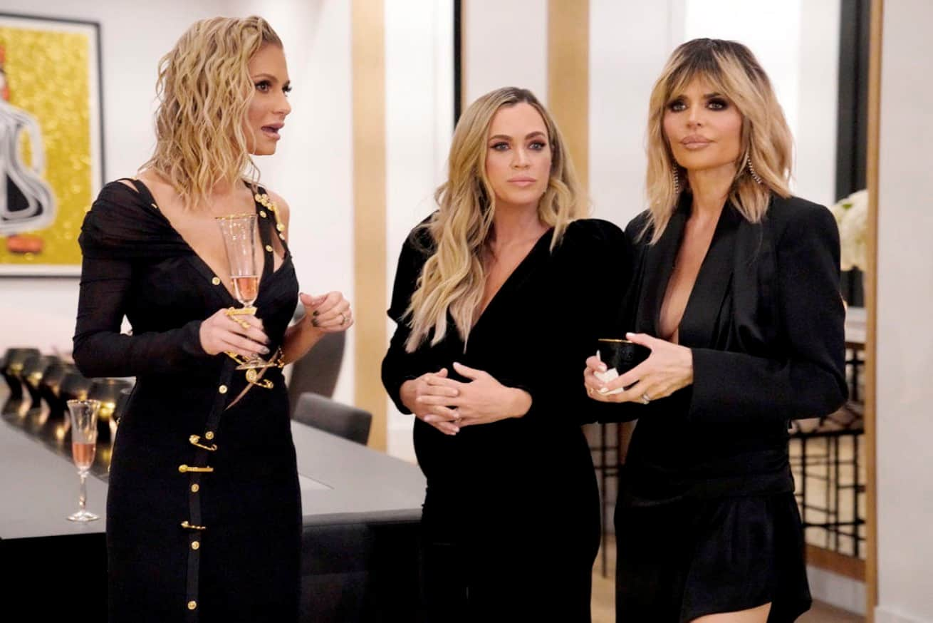 RHOBH Recap: Dorit Throws a Housewarming Party and Denise Dodges Confrontation Plus a Cease and Desist Gets Filed, Rocking the Season