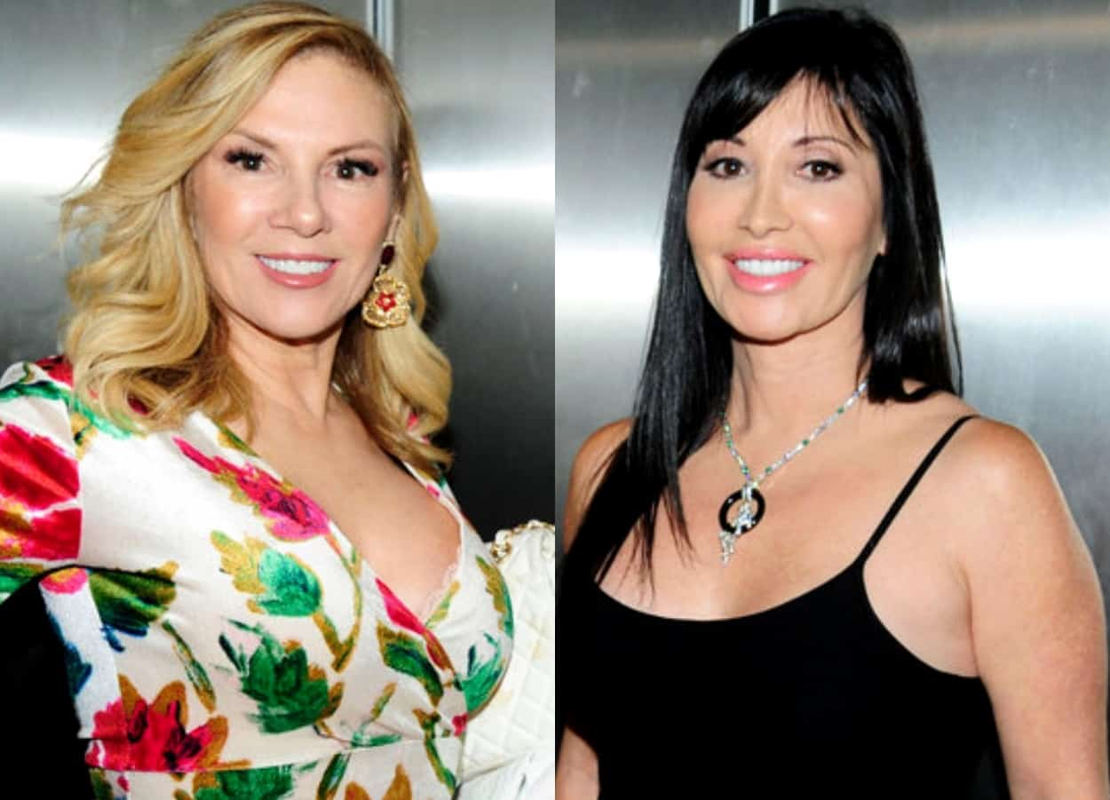"RHONY's Ramona Singer Accuses Elyse of Using Her for Fame and 'Betrayal,' Teases ""Truth Will Come Out"" and Explains How She Has So Much Money"