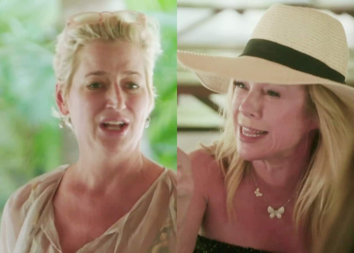 RHONY Recap: Dorinda Makes Fun of Ramona as She Gets Confronted Over Her Temper