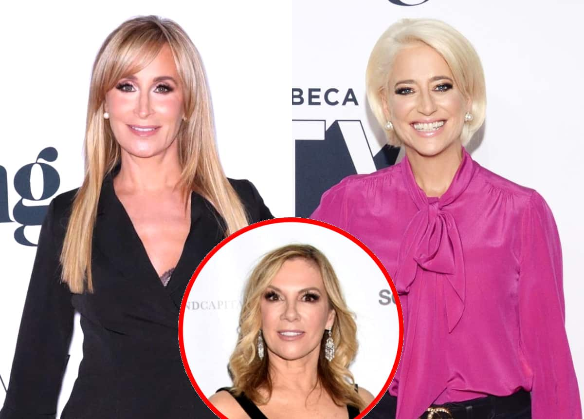 """Sonja Morgan Reveals Dorinda Medley Was """"Very Defensive"""" at RHONY Reunion Taping, Slams Ramona for Being on a """"High Horse"""" and Explains Why Leah's Behavior at Ramona's Birthday Was """"Worse"""" Than Hers"""