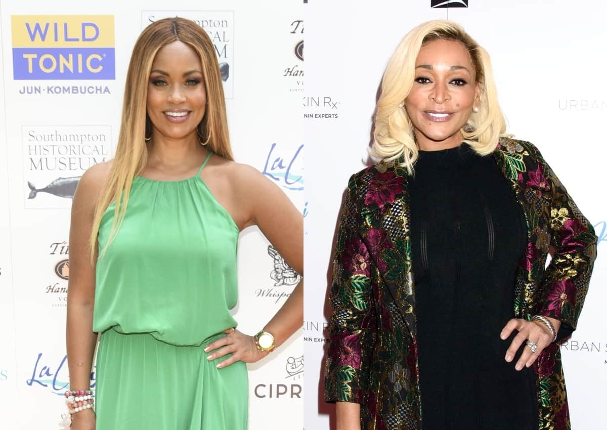 Gizelle Bryant Admits She Hasn't Spoken to Karen Huger in Almost a Year and Explains the Reason For Feud With RHOP Costar, Plus Sneak Peek and Live Viewing Thread!