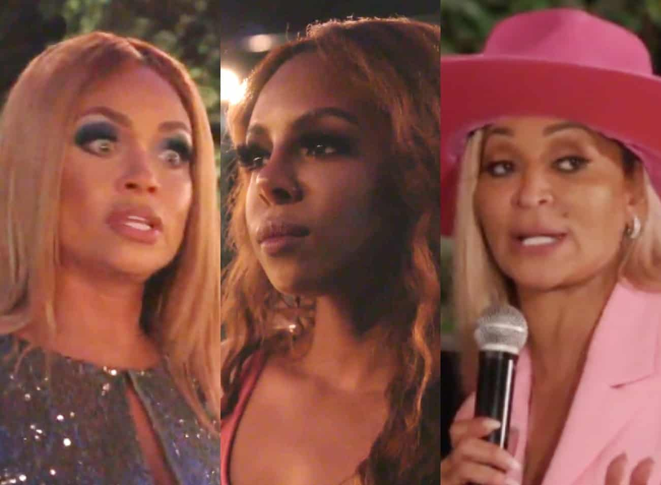 "RHOP Recap: Gizelle Slams Candiace for Being ""Mean and Nasty"" and Karen Celebrates Her House Warming Party in Grand Style!"