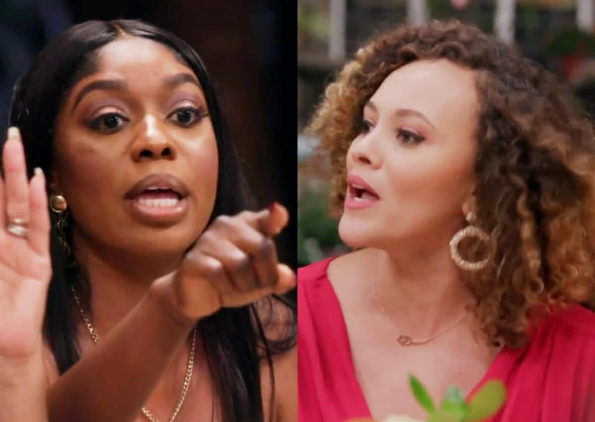 RHOP Recap: Wendy And Ashley Go At It On Girls Trip And New Rumors About Michael Darby Have Surfaced