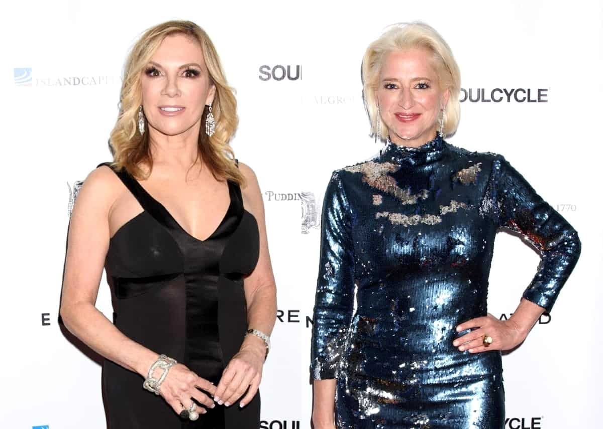 """Ramona Singer Blames Dorinda Medley For Her 'Unkind' Behavior to Staff on RHONY Vacation as Dorinda Fires Back at Her: """"What About All the Other Times?"""""""