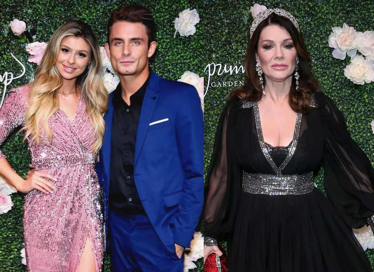 Vanderpump Rules' James Kennedy and Raquel Leviss Defend Lisa Vanderpump Amid SUR Restaurant Lawsuit Drama, Plus Danica Dow and Peter Madrigal Speak Out and Lisa Reacts on Twitter and Offers a Statement Through Her Attorneys