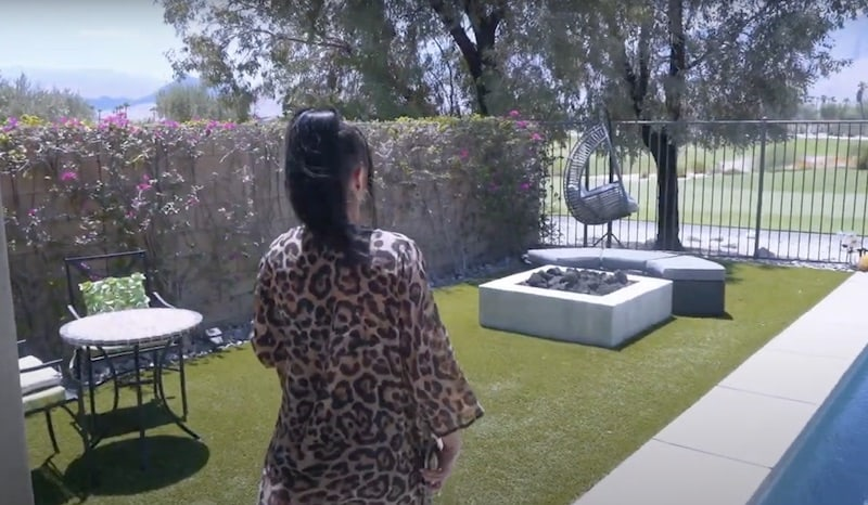 Vanderpump Rules Scheana Shay Backyard Fire Pit