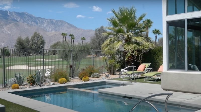 Vanderpump Rules Scheana Shay Backyard Pool