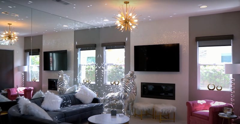Vanderpump Rules Scheana Shay Living Room
