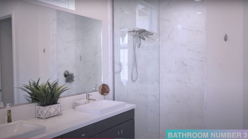 Vanderpump Rules Scheana Shay Master Bathroom