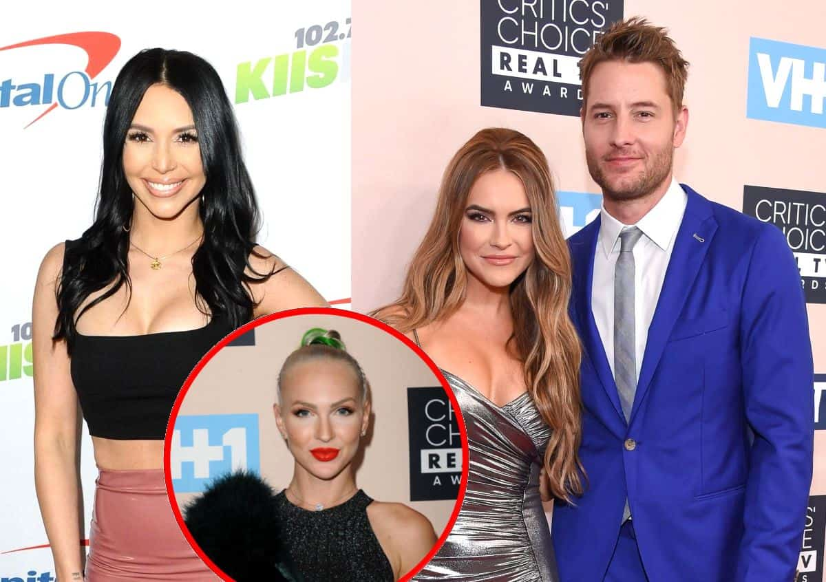 Scheana Shay Says Chrishell Stause Ended Friendship Over DMs Sent to Justin Hartley as Vanderpump Rules Star Suspects Jealousy Led to Selling Sunset Star's Divorce, Plus Christine Accuses Chrishell of Painting Justin as Something He's Not