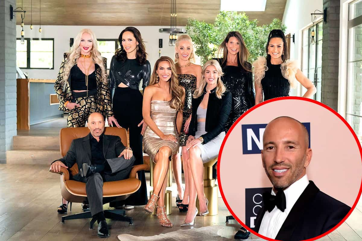 "Jason Oppenheim Provides Proof Selling Sunset Cast Are Licensed Agents in Real Estate and Slams Speculation of a ""Fake"" Series as a ""Complete Disregard of Facts,"" See Evidence of the Ladies' Licenses"