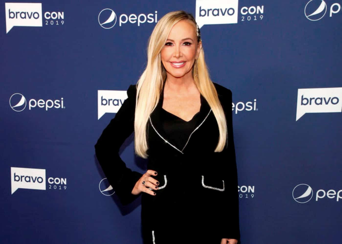 RHOC's Shannon Beador Reveals How Much Weight She Gained Amid the COVID-19 Quarantine, Offers an Update on Daughter Stella Following Her Hospitalization
