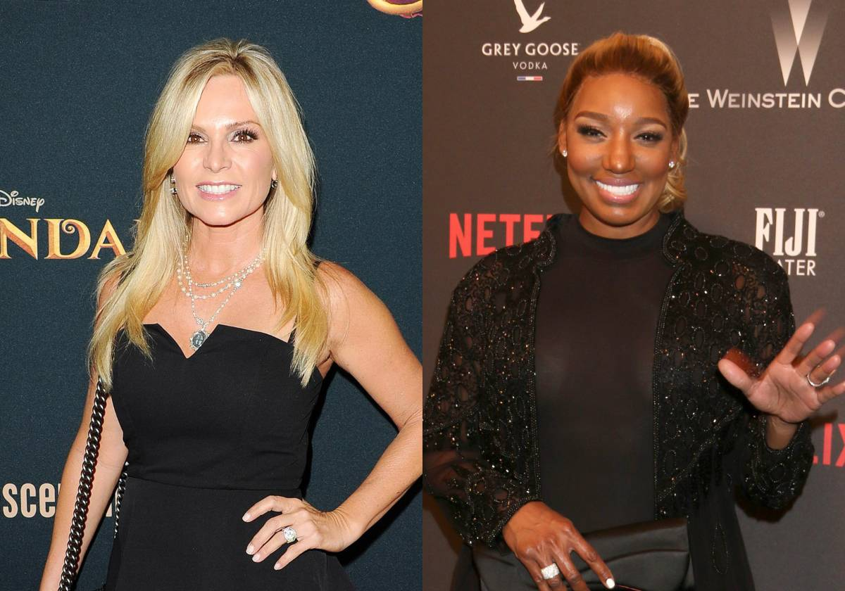 "Ex-RHOC Star Tamra Judge Suggests Nene Leakes Has Been Fired From RHOA as Nene Deletes Her Instagram Account and Demands ""Support"" for Black Women"