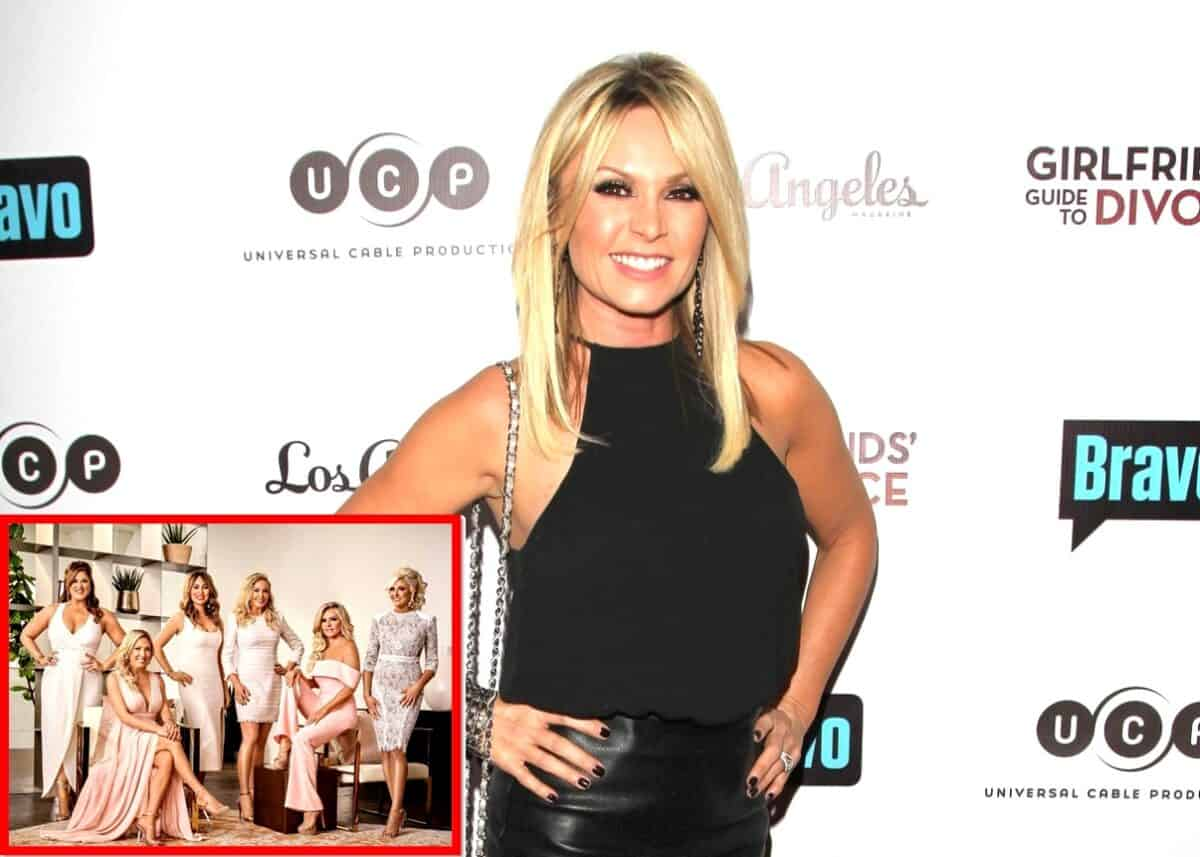"""Tamra Judge Has A New Job Selling Luxury Real Estate! Plus She Speaks Out About RHOC Cast: """"I Don't Miss It All"""""""
