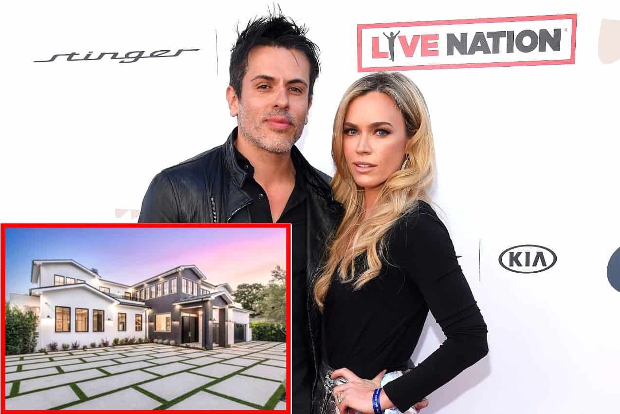 PHOTOS: RHOBH's Teddi Mellencamp Buys $6.49 Million Home in Encino, See Inside the Massive Mansion Plus Its Over-the-Top Movie Theater and Backyard Oasis